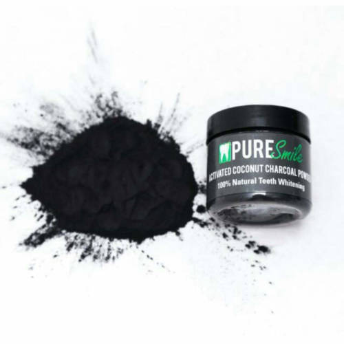 Activated Coconut Charcoal Powder 2