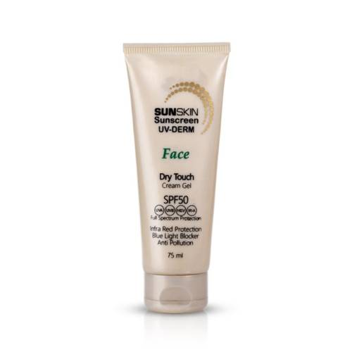 NK P Sunskin gel dry touch 1
