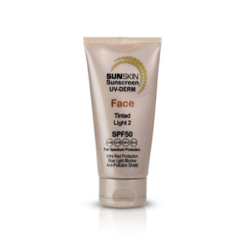 UV DERM SPF50 FACE Tinted Light 2 75ml F e1606329950561
