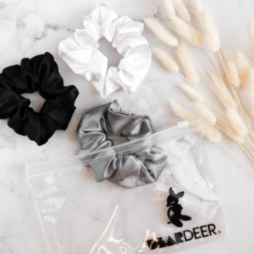 NK products scrunchies Stone 1
