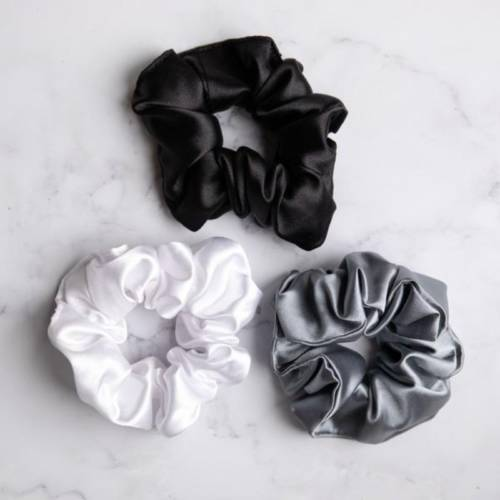 NK products scrunchies Stone 2