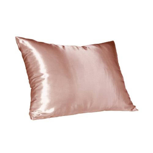 ROSE GOLD SATIN PILLOW SLIP STANDARD WHOLESALE