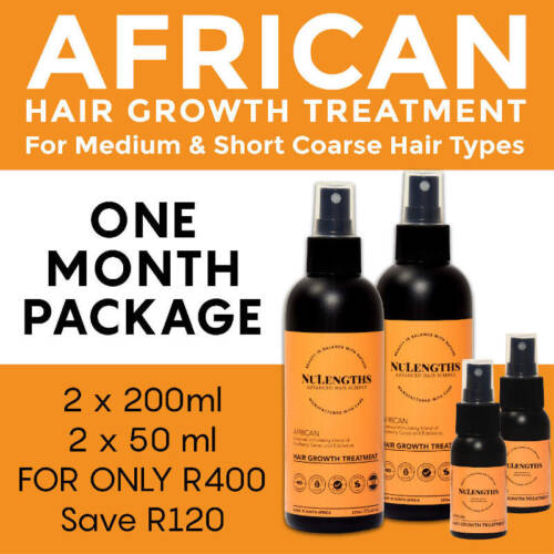 African Combo 1 Month Supply