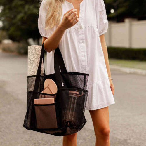 THE EVERYTHING BAG BLACK 1